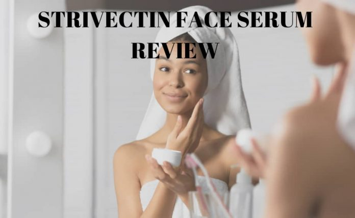 strivectin face serum review