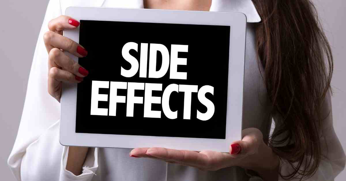 side effects of latisse